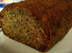 Zucchini Bread (GUEST POST!) | Healing Cuisine by Elise