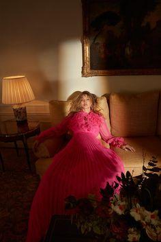 Джиджи Хадид — Фотосессия для «Vogue» DE 2016
