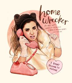Homewrecker - Helen Green Illustration