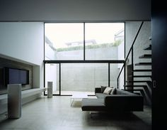 AuBergewohnlich Mejiro House, Tokyo / MDS Architecture Interior Design, Modern Interior  Design, Minimal Architecture