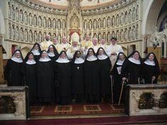 Recebidas no Ordinariato em 1º de janeiro, onze religiosas de um dos conventos anglicanos mais antigos se integram na Igreja católica. | Nosso Pai, Meu Pai