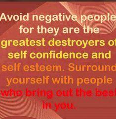 Negative People, Self Confidence, Self Esteem, Bring It On, Quotes, Quotations, Confidence, Confidence, Quote