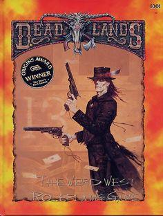 DadoDemente: Deadlands: The Weird West Roleplaying Game
