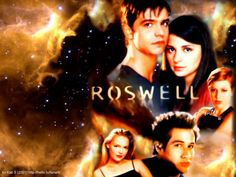 Roswell..I remember this show!! Old tv show