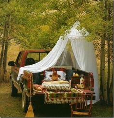 Romantisch kamperen doe je zo Roomed   roomed.nl