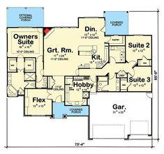 - 42218DB | Architectural Designs - House Plans