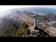 Inside The Statue Of Christ In Rio De Janeiro, Brazil : Video Clips From The Coolest One