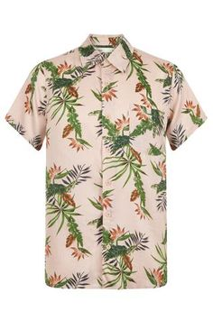 We're feeling tropical with Komodo's sustainable rayon shirt