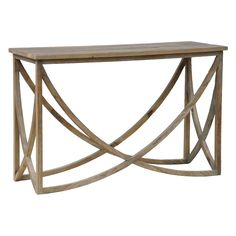 Romney Console Table Dimensions: 31 inches high x 54 inches wide x 16 inches deep