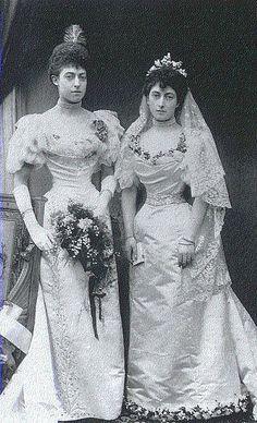 Haakon VII de Noruega & princesa Maud de Gales