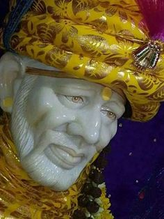 Baba Bless All of Us... http://saimandir.co.in/about-us-2/shirdi-sai-baba/