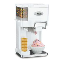 Ice Cream Makers Soft Serve If anyone has one of these I'd love to know what you think of it!