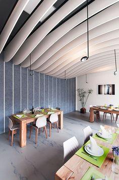 Qking - Restaurant Milan Uni chairs Metalmobil