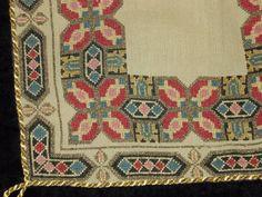 Gallery.ru / Φωτογραφία # 16 - TTT - ergoxeiro Beaded Embroidery, Cross Stitch Embroidery, Cross Stitch Patterns, Cross Stitches, Turkish Fashion, Turkish Style, Point Lace, Janis Joplin, Needlepoint