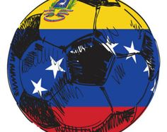 Check out our soccer selection for the very best in unique or custom, handmade pieces from our shops. Fifa, Venezuela Flag, Ecuador, Soccer Ball, Christmas Bulbs, Football, America, Bella, Sports