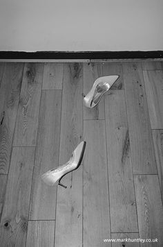 Discarded wedding shoes. Taken by Mark Huntley Wedding Photography #Eastbourne #EastSussex www.markhuntley.co.uk