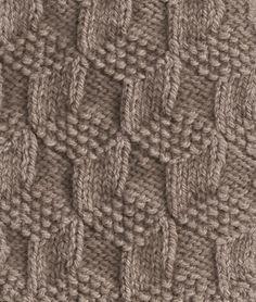 Cool stitch pattern.