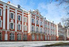 Главное здание Санкт-Петербургского университета в здании Двенадцати коллегий