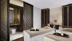 The Ritz Carlton Vienna SPA Suite