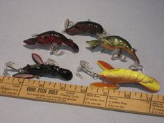 Heddon dowagiac expert 17 600 5 most expensive for Most expensive fishing lure