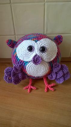 Meet Ozzy the Owl!