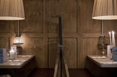 booths for those intimate dinners #furniture #seating #design #interior