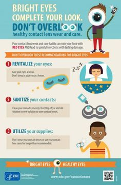 Safety Tips Every Contact Lens Wearer Should Know | | Blogsblogs.cdc.gov