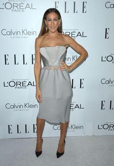 Sarah Jessica Parker. Elle Women in Hollywood 2012