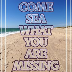If you haven't planned your beach vacation yet, now is the time! Beach Quotes, You Got This, Mindfulness, How To Plan, Vacation, Holidays Music, Holidays, Beach Sayings, Awareness Ribbons