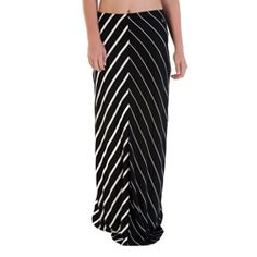 VOLCOM CLOTHING - Skirts & Dresses - SUGARHILL CONVERTIBLE STRIPE MAXI