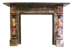 Fireplaces, Entryway Tables, Furniture, Home Decor, Art, Fireplace Set, Art Background, Fire Places, Decoration Home