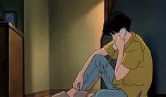 anime *** w. Anime Gifs, Art Anime, Otaku Anime, Aesthetic Gif, Retro Aesthetic, Chihiro Y Haku, Ghibli Movies, Arte Disney, Animation