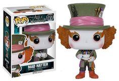 PRECO : Alice in Wonderland - Pop! - Mad Hatter