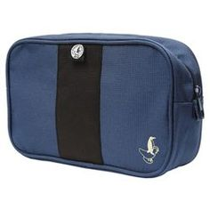 Whether they're off to college or off to the work force, every graduate can use a toiletry bag. This one's made from recycled plastic.  Bambeco.com