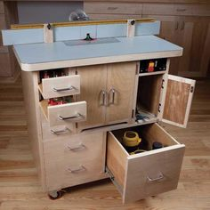 Buy Woodworking Project Paper Plan to Build Router Table at Woodcraft.com