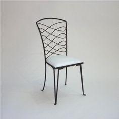 India Jane iron chair