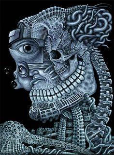 Surrealism and Visionary art: Robert Steven Connett
