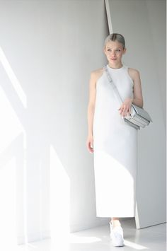 W E A R I N G / Under Construction Dress - LOVE AESTHETICS