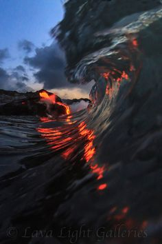 Swimming with Fire: BTS Video and Q&A with Two Daredevil Lava Photographers