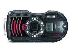 RICOH WG-4 GPS Sort fra Mpx. Om denne nettbutikken: http://nettbutikknytt.no/mpx/