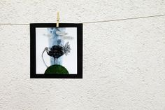 ostrich illustration animal painting for by ariannapiazzafineart, $85.00