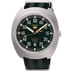SEIKO 5 Sports SRPA89J1 Orologio da Polso Automatico Uomo Limited Edition (Japan Made) #SEIKO #srpa89 #automatic #men #watch #wristwatch #vintage #retro #style #sport
