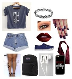 """I WUV FALL OUT BOY"" by nanomisahi on Polyvore"