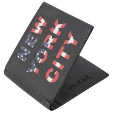 Mustard NYC Wallet - Black