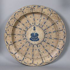 Deep Dish Date: ca. 1490 Geography: Made in probably Manises, Valencia, Spain Culture: Spanish Medium: Tin-glazed earthenware Dimensions: Ov...