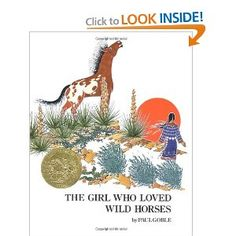I love Children's books and this is a good one.  Thought of it as it is Native American Heritage month.