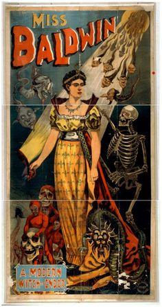 affiche magicien 45 369x700 Affiches de magiciens  design bonus