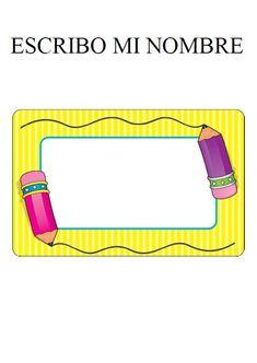 Os dejamos estas fichas para trabajar el nombre del alumno/a: ¿Por qué me llamo así? ¿Cúantas letras tiene mi nombre? Colorear el nombre...etc Fichas