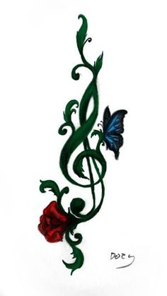 The Treble Clef