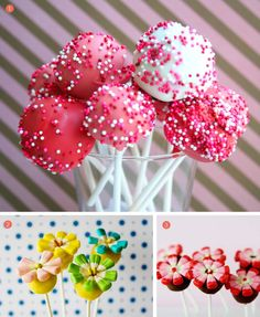 Image detail for -One of the Best Ideas Ever has to be Wedding Cake Pops